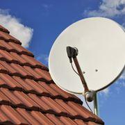 Parabola su tetto