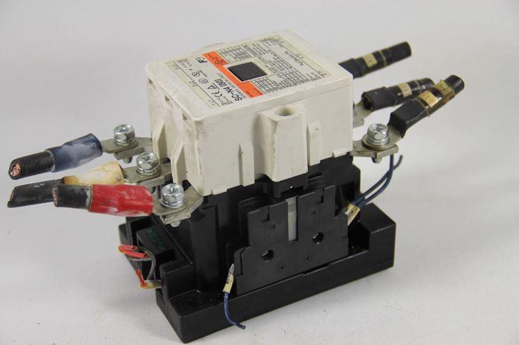 Esempio di contatore elettrico