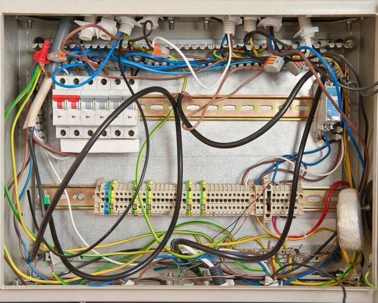 Costo impianto elettrico impianto elettrico quanto - Prezzo impianto elettrico casa ...