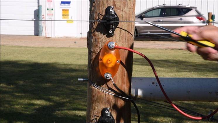 Un deviatore elettrico semplificato