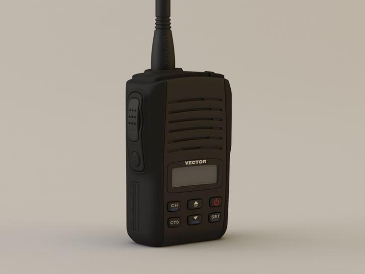 Radio militare: esempio di duplex