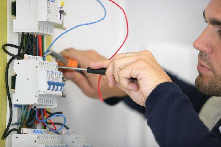 Realizzazione impianto elettrico