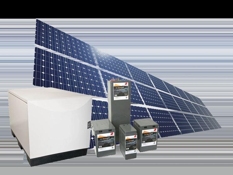 Inverter solare