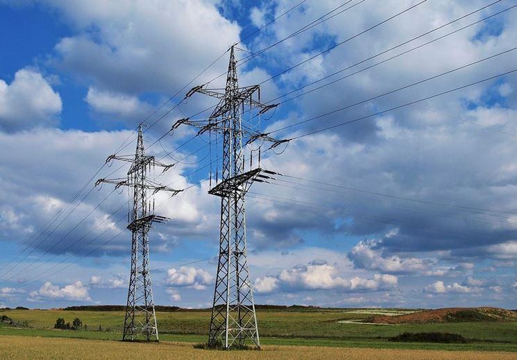Cavi per il trasporto della corrente elettrica