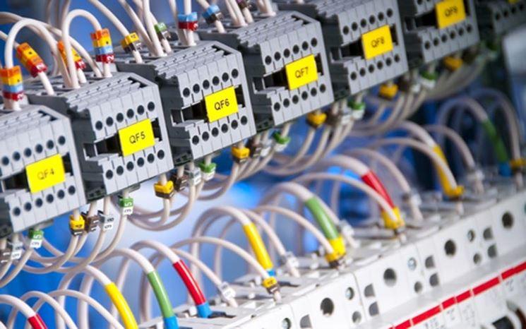 Impianto elettrico complesso