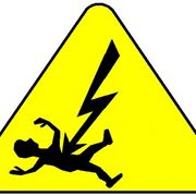 Gli incidenti da elettrocuzione capitano