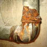 Tubi impianto idraulico con calcare