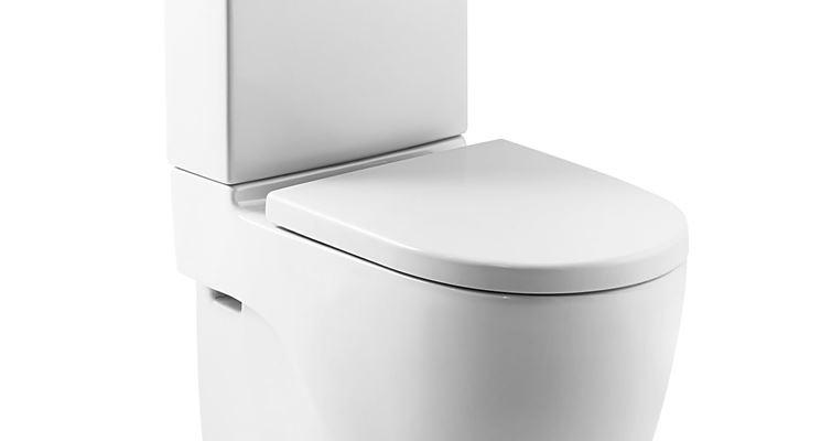 Cassetta di scarico wc integrata