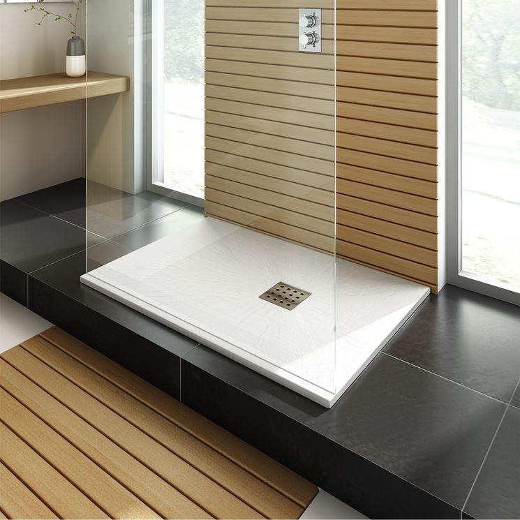 Box doccia rettangolare