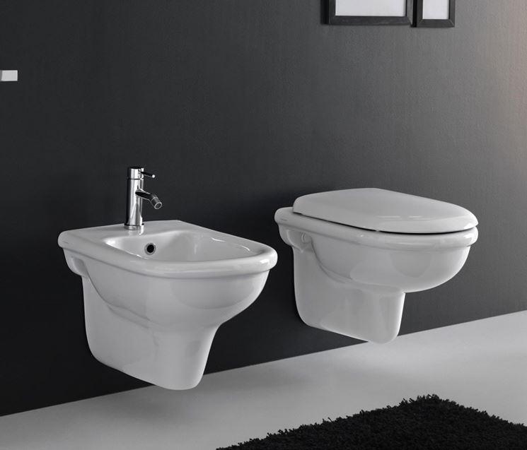Fissare i sanitari del bagno impianto idraulico come for Offerta sanitari bagno