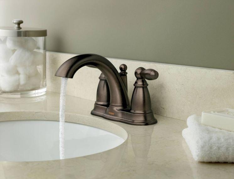 Elegante rubinetto di design per il vostro bagno