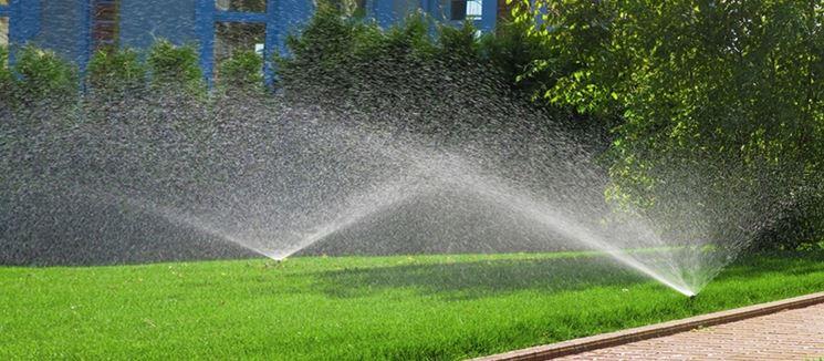 Impianto irrigazione giardino - Impianto Idraulico - Come realizzare lir...