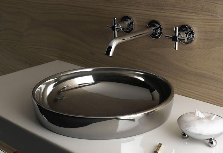Un Miscelatore Ideal Standard per il bagno