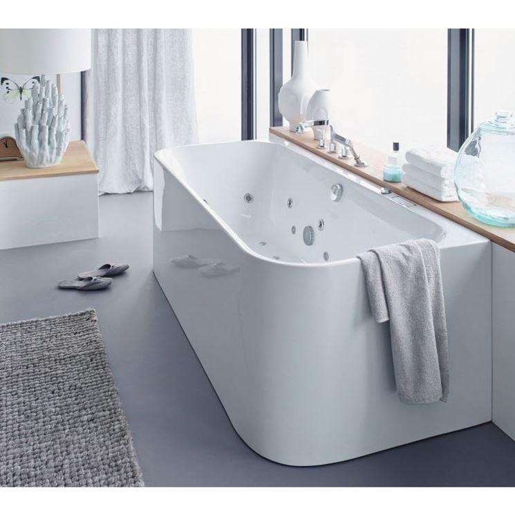 Montare la vasca da bagno impianto idraulico come fare per installare vasca da bagno - Come sostituire una vasca da bagno ...