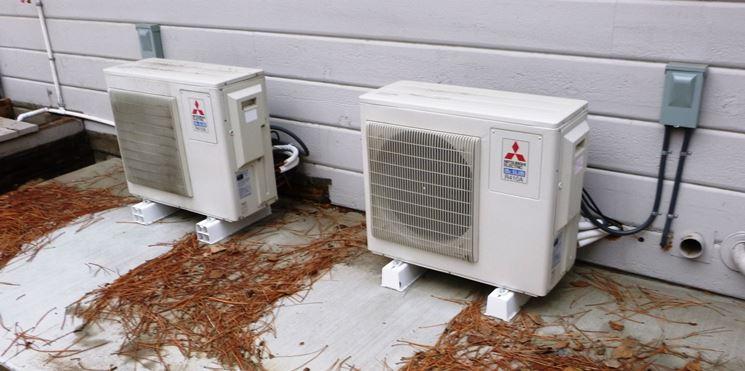 Funzionalità a basse temperature esterne