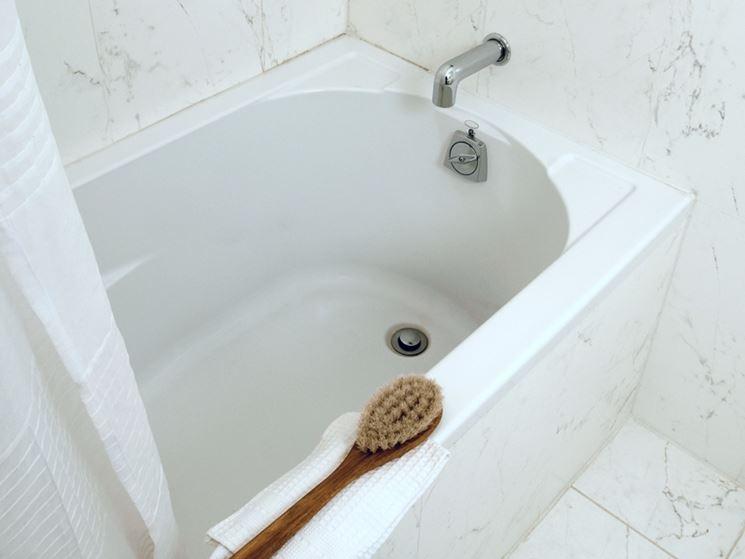 Riparazione vasche da bagno impianto idraulico come - Stucco per vasca da bagno ...