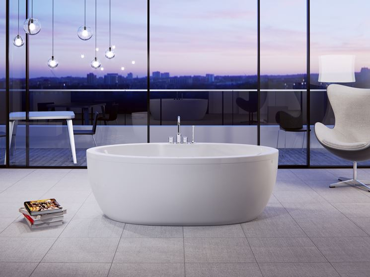 Vasca da bagno in rame piccola dimensione prezzo - Verniciare vasca da bagno ...