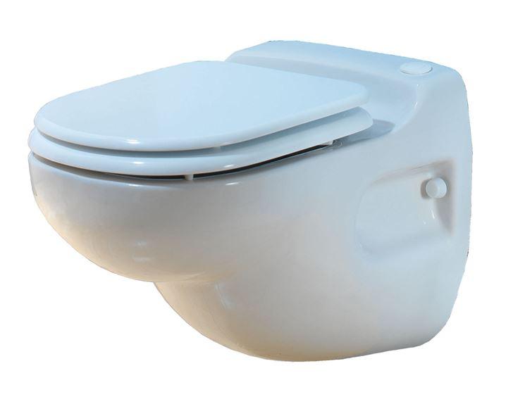 Water con sistema Sanitrit incorporato