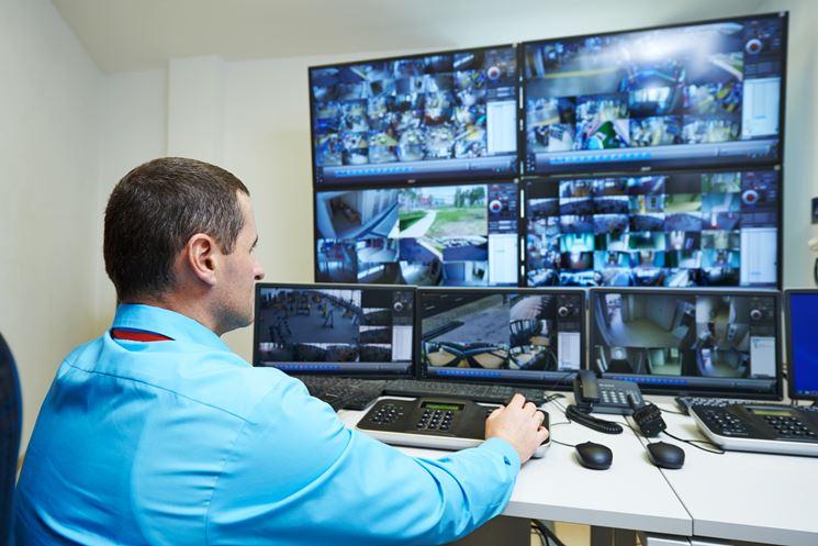 proteggere il luogo di lavoro