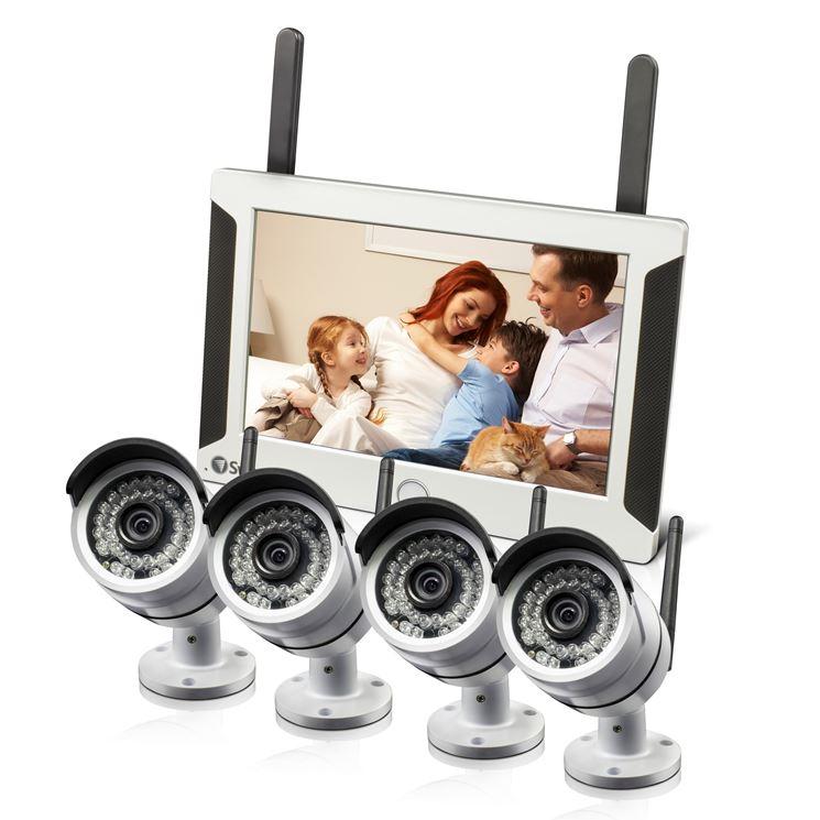Kit di videorveglianza