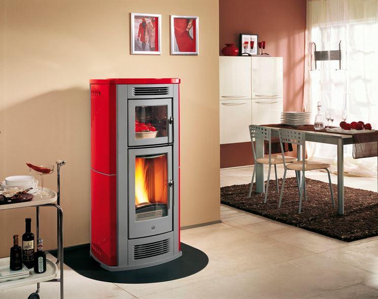 Stufe a legna con forno stufe a pellet modelli di - Stufa a pellet con forno prezzi ...