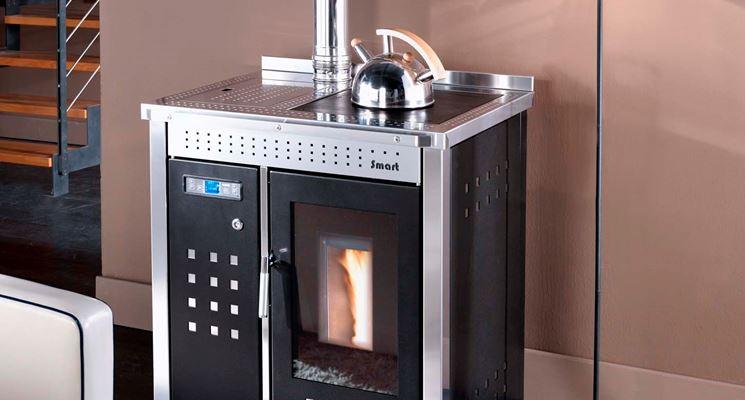 Stufe a legna e pellet stufe a pellet modelli stufa - Stufe a legna per cucinare e riscaldare ...