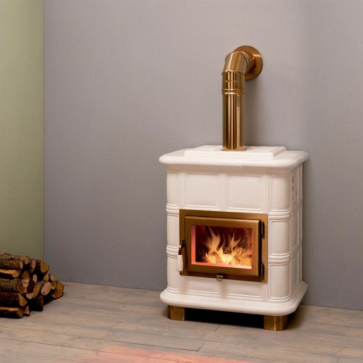 Stufe a legna stufe a pellet stufa a legna caratteristiche - Cucine a pellet prezzi ...