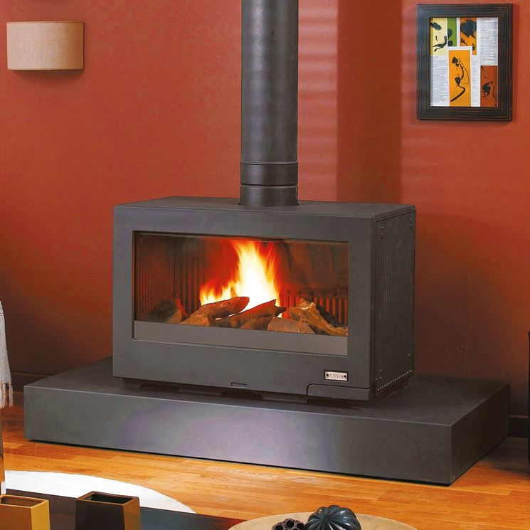 Termostufe prezzi stufe a pellet costo termostufa - Impianti stufe a pellet ...