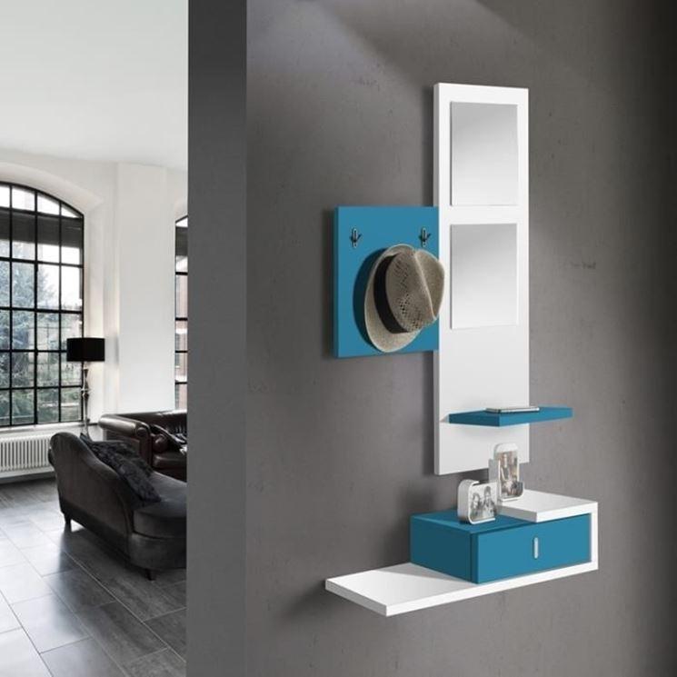 Attaccapanni per ingresso accessori casa modelli ed for Ingresso casa moderno