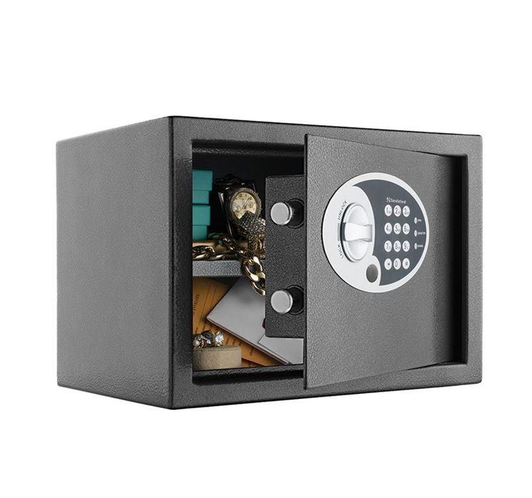 Cassaforte con codice digitale touch screen