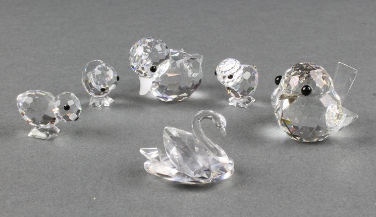 Animaletti in cristallo swarovski