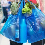 Sacchetti di plastica per la spesa