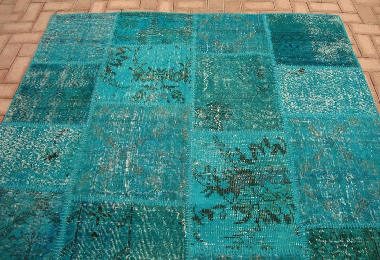 tappeto fatto a mano