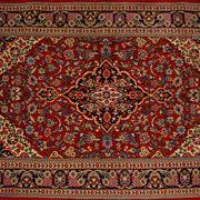Esemplare di tappeto persiano