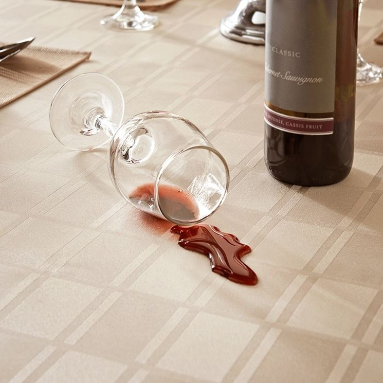 Vino rovesciato
