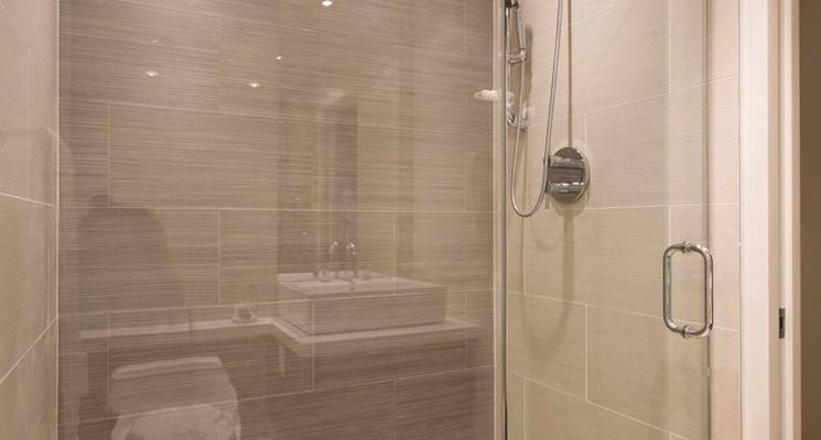 Modello bagno con doccia