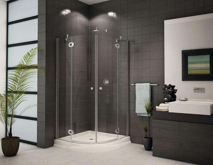 Tipologia bagno doccia