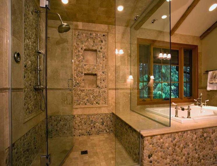 Bagno in muratura bagno e sanitari arredo bagno - Vasca da bagno muratura ...
