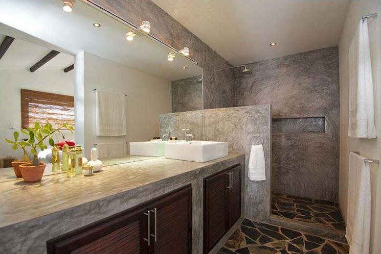 Bagno in muratura bagno e sanitari arredo bagno - Bagno in muratura costi ...