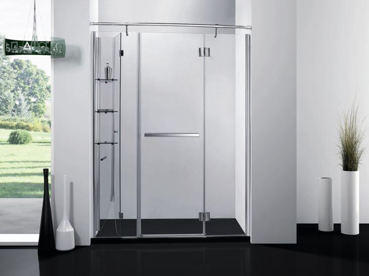 Esempio cabina doccia