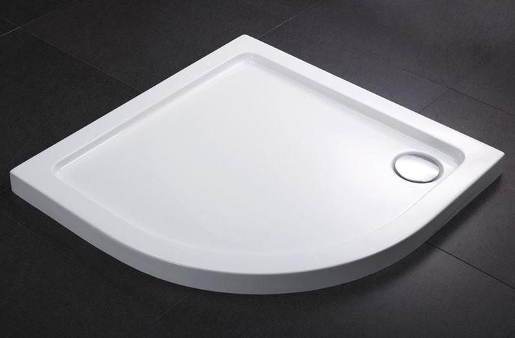 misure piatto doccia bagno e sanitari dimensioni doccia. Black Bedroom Furniture Sets. Home Design Ideas