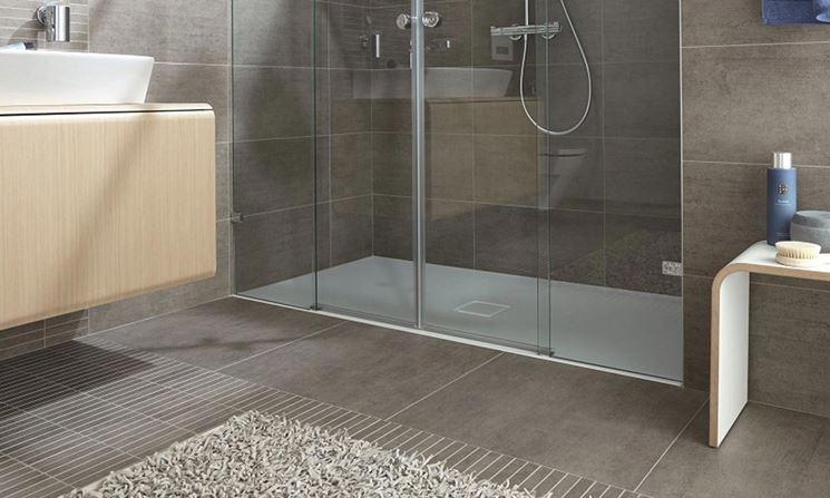 Misure piatto doccia bagno e sanitari dimensioni doccia - Piatto doccia piccole dimensioni ...