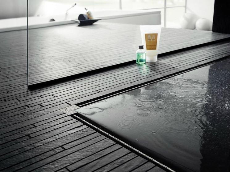installare piatto doccia filo pavimento