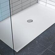 Piatto doccia in acrilico a filo pavimento