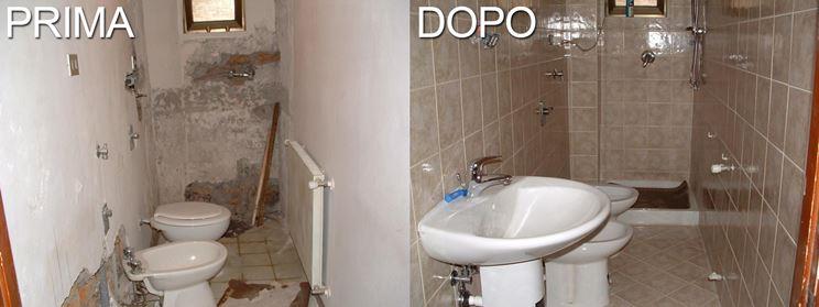 Costo rifacimento bagno elegant bagno napoli con costo for Rifacimento bagno costi