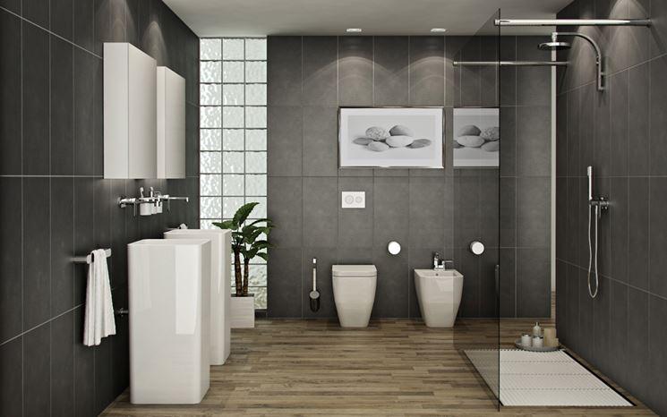 Progettare Il Bagno Di Casa : Progetto bagno bagno e sanitari come progettare il bagno