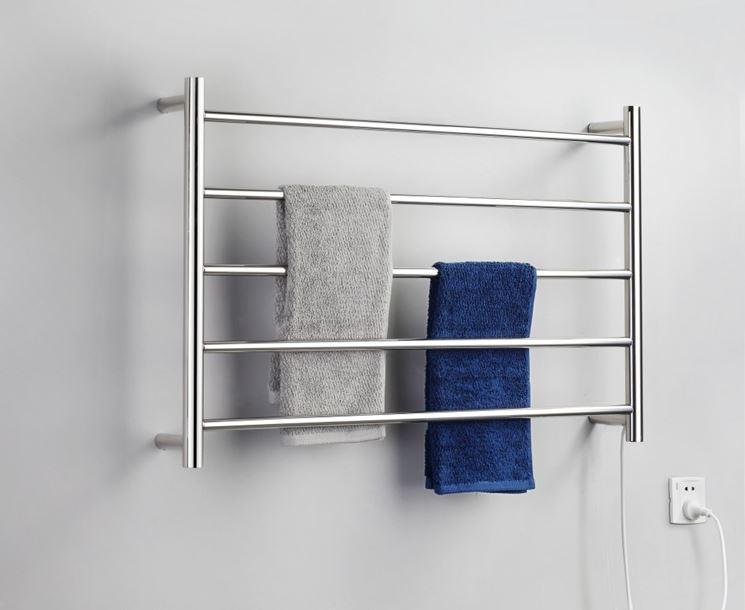 Radiatori per bagno bagno e sanitari modelli termoarredo - Riscaldamento per bagno ...