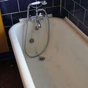Smalto della vasca rovinato