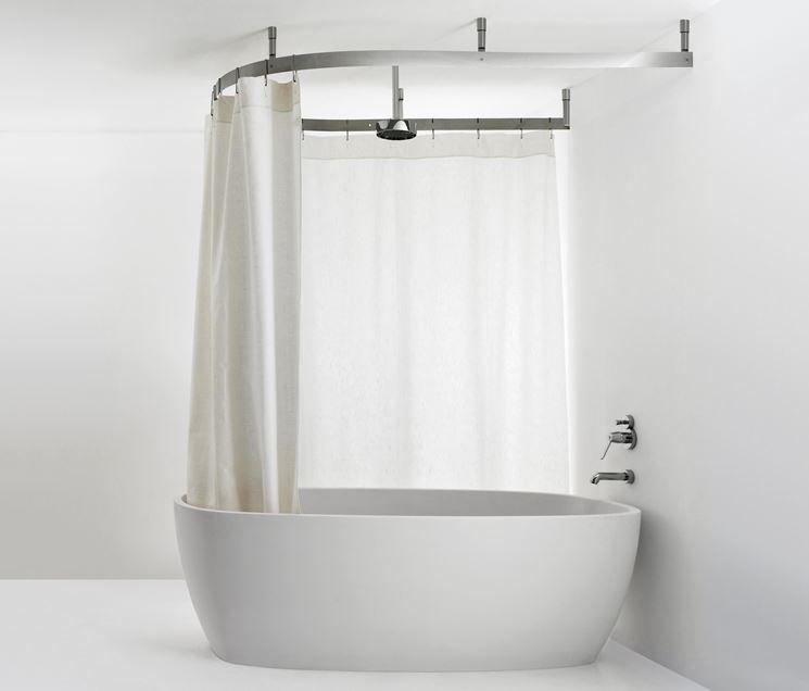 I nuovi modelli di tende doccia