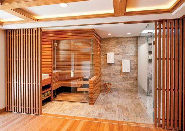 realizzare spa in casa